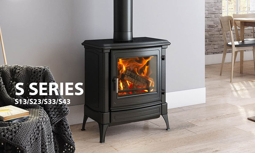 s series stoves